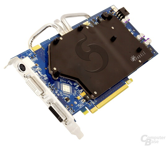 Sparkle GeForce 8800 GT Cool-pipe 3