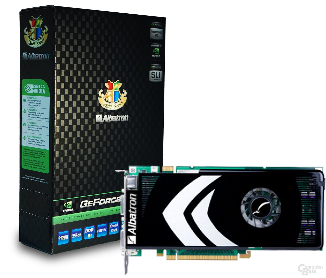 Albatron GeForce 8800 GT