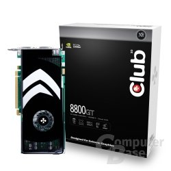 Club 3D GeForce 8800 GT