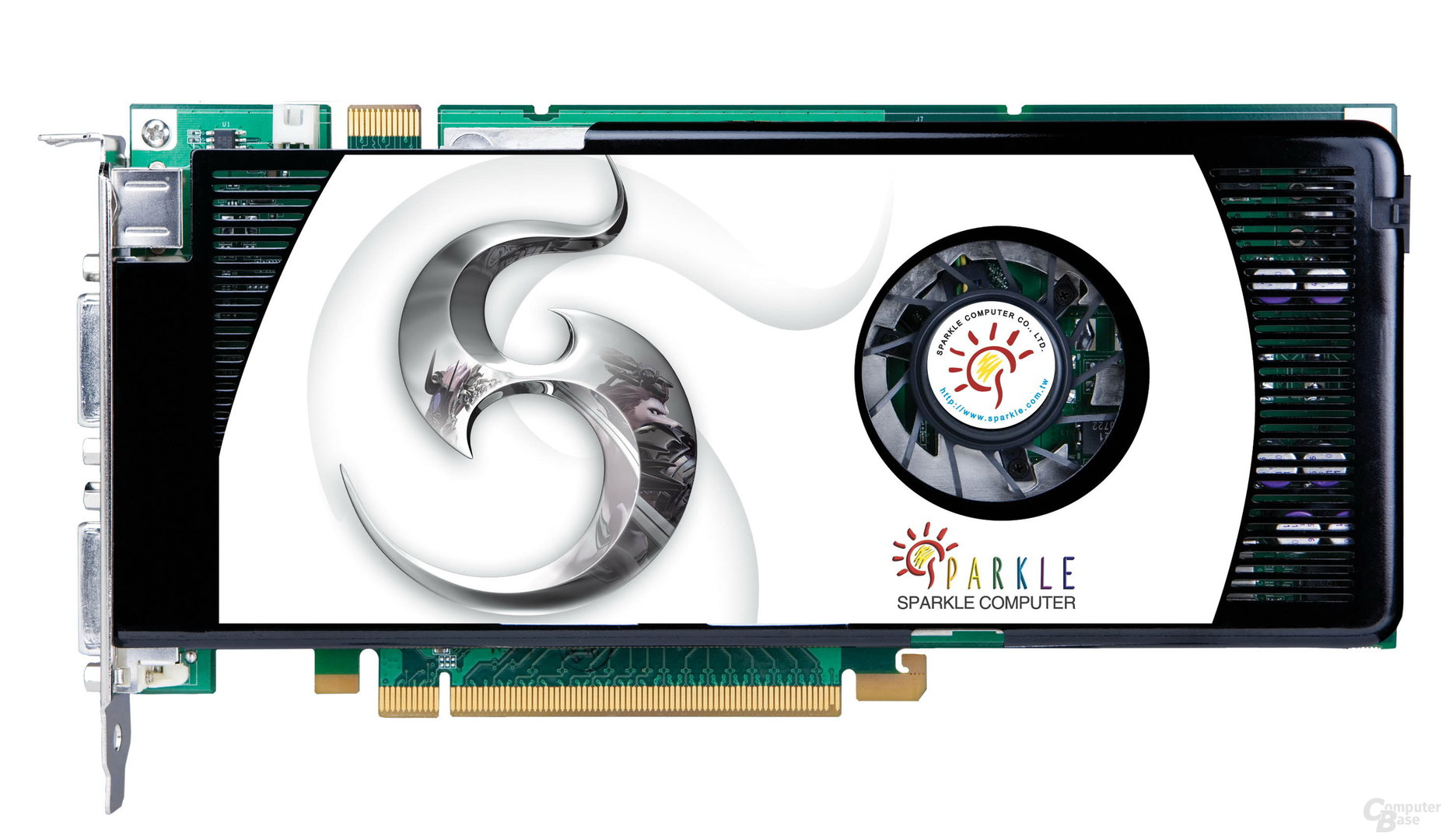 Sparkle GeForce 8800 GT