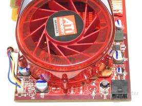 Radeon HD 3870 Spannungswandler