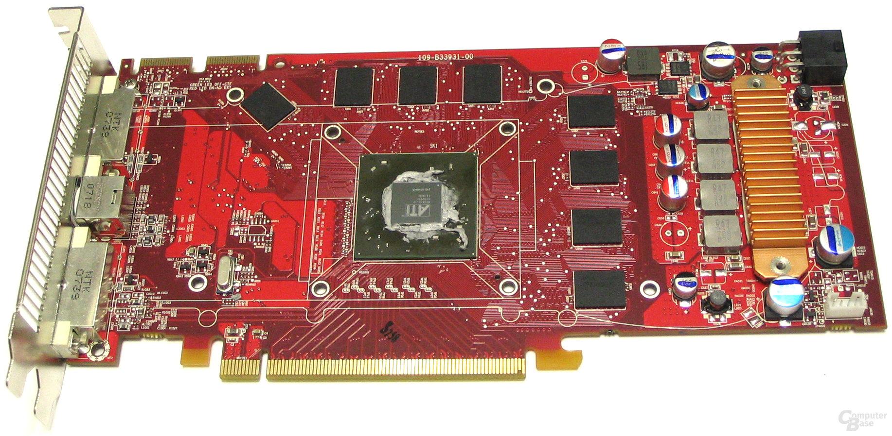 Radeon HD 3870 ohne Kuehler