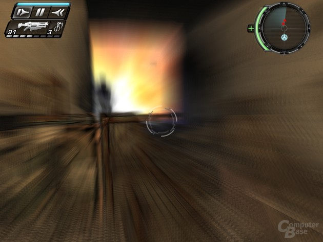 TimeShift – Blurr-Effekt zu Beginn der Zeit-Feature-Verwendung