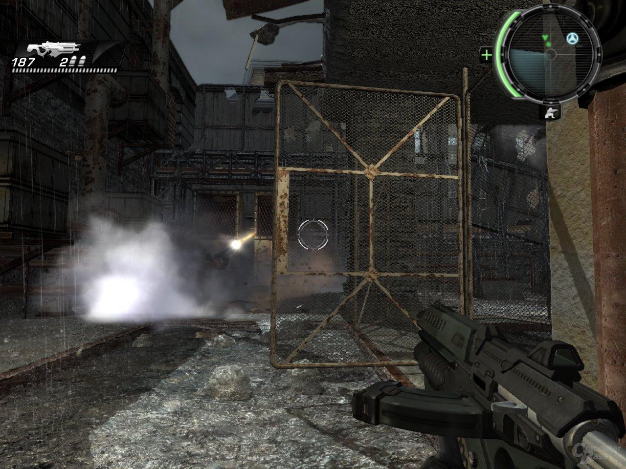 TimeShift – Grafische Umsetzung