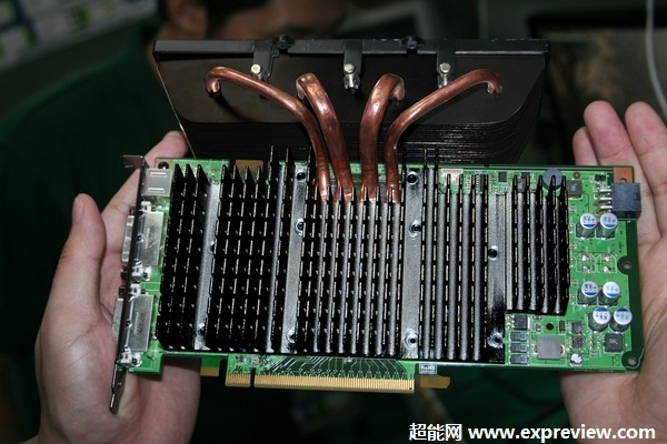 Gainward GeForce 8800 GT passiv