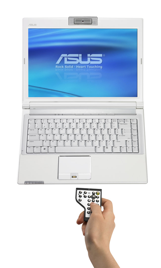 """Asus F8P """"White Limited Edition"""""""
