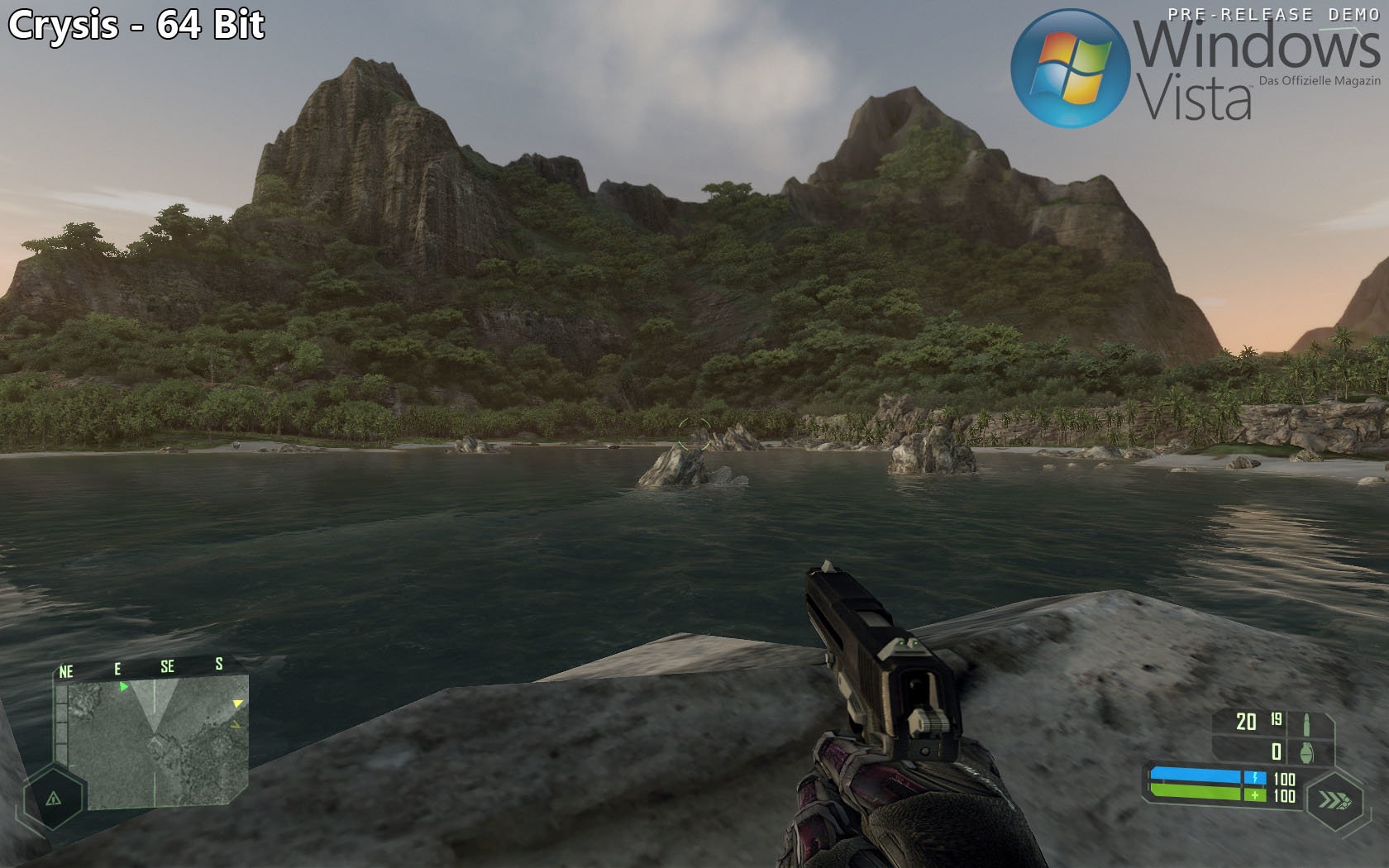 Crysis - Berglandschaft (64 Bit)
