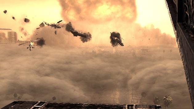 Call Of Duty 4: Modern Warfare im Test: Moderner Krieg in Bits und Bytes