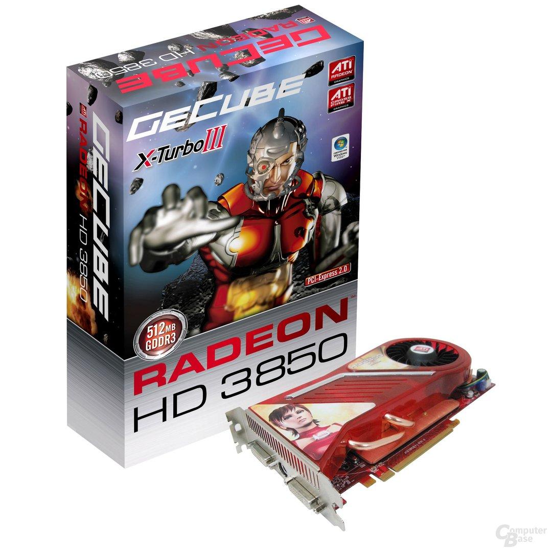 GeCube XHD3850PG3-E3