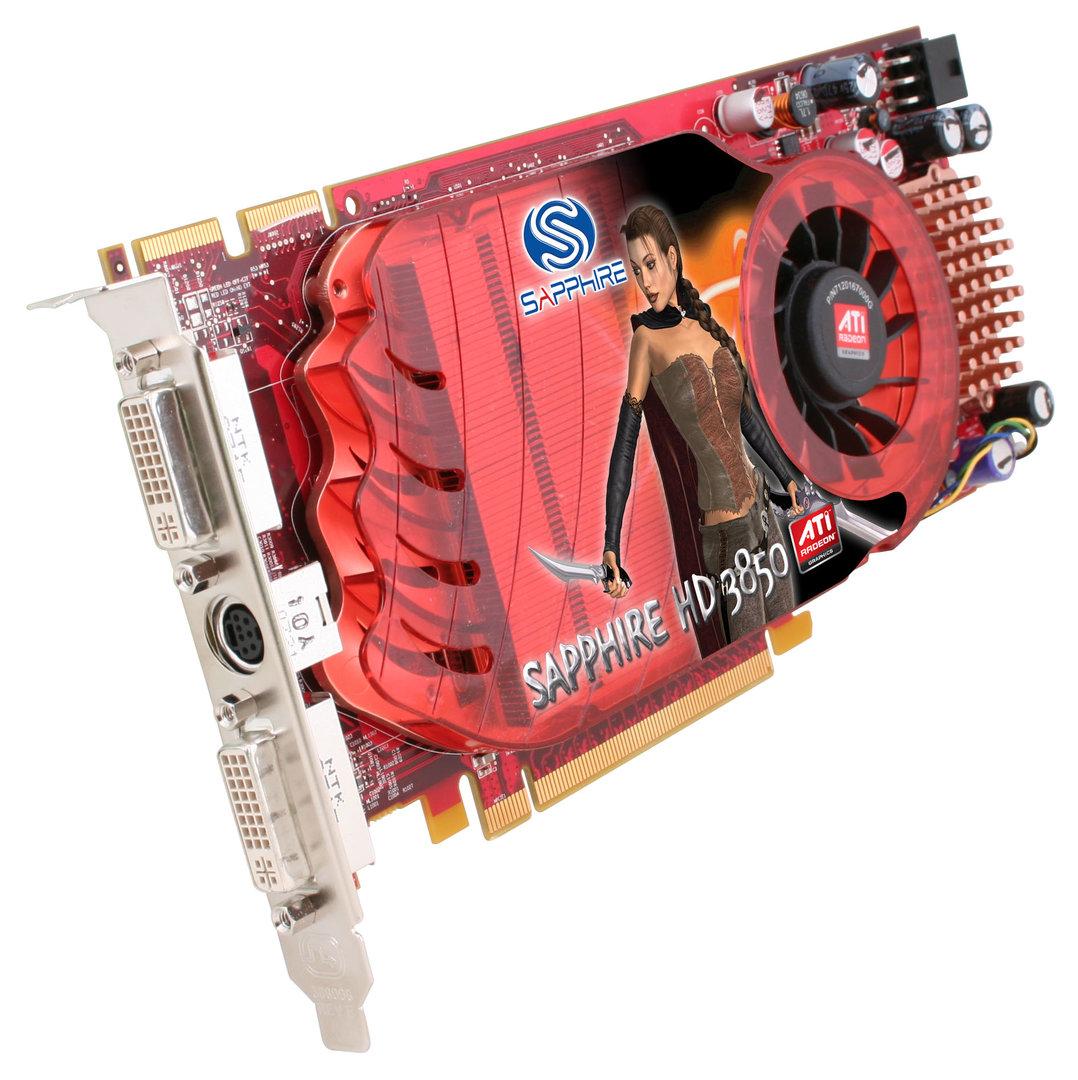 Sapphire HD3850