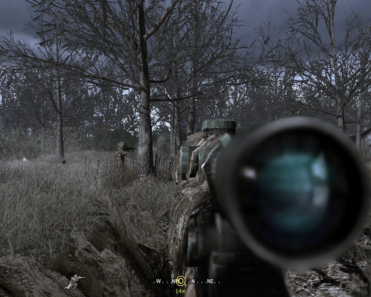 Call Of Duty 4 – Modern Warfare