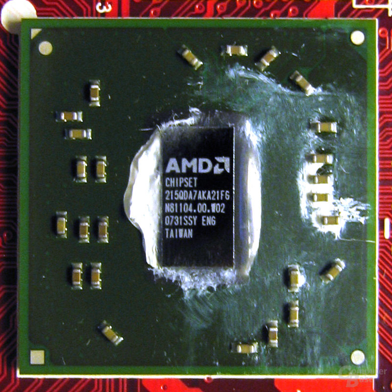 AMD 790X Northbridge