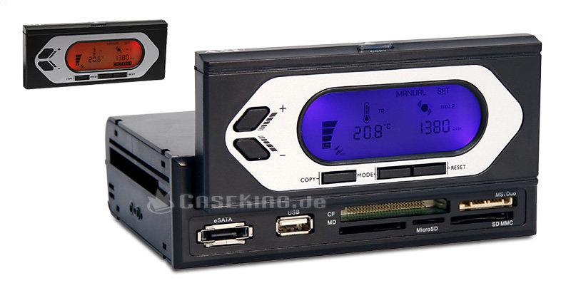 AXP Flip-Up-LCD