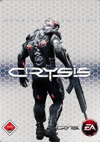 Special Edition Cover von Crysis