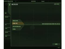 Crysis Multiplayer-Lounge
