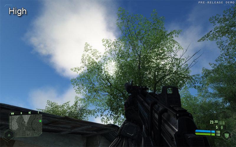Crysis DX9 High