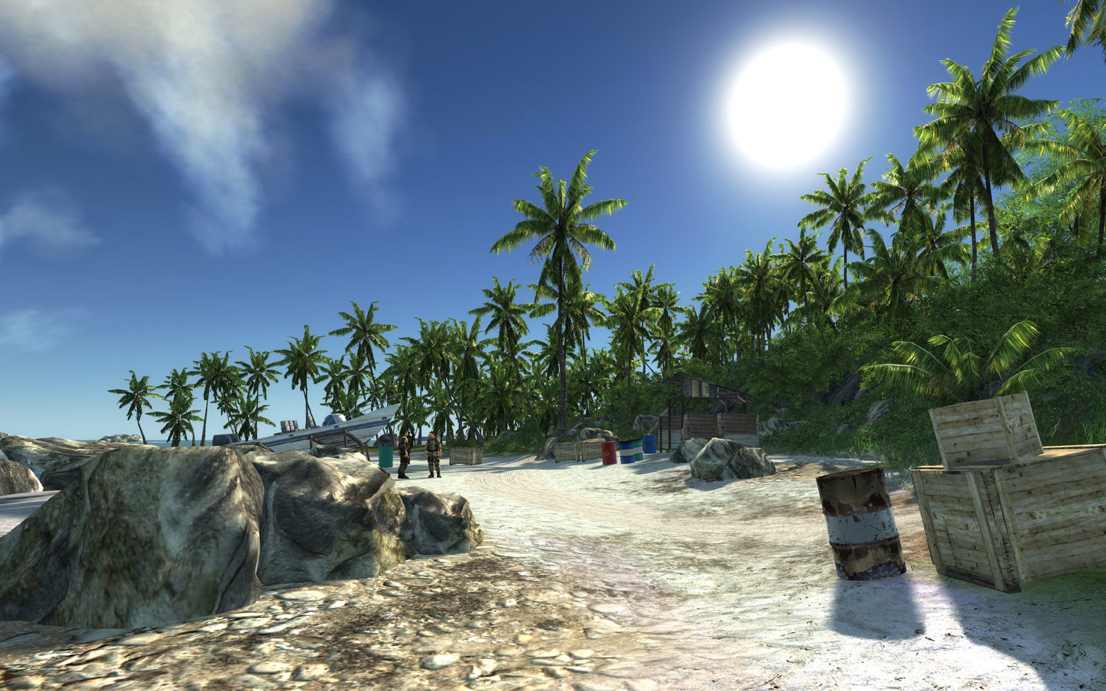 Crysis MID (DirectX-9)