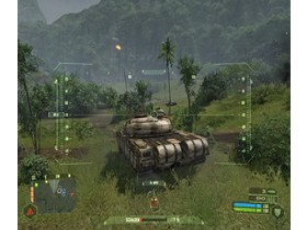 Crysis – KVA-Panzer in Aktion
