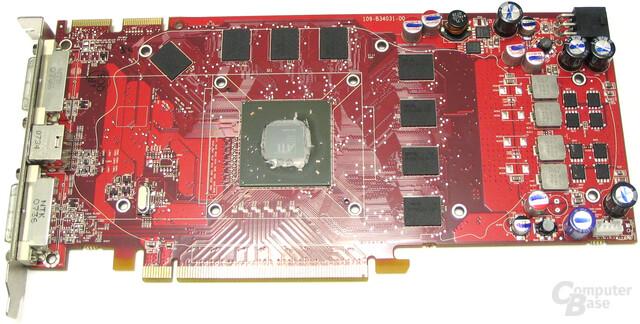 Radeon HD 3850 ohne Kuehler
