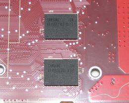 Samsung GDDR3 1,1ns