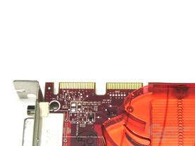 Radeon HD 3850 CF-Anschluesse