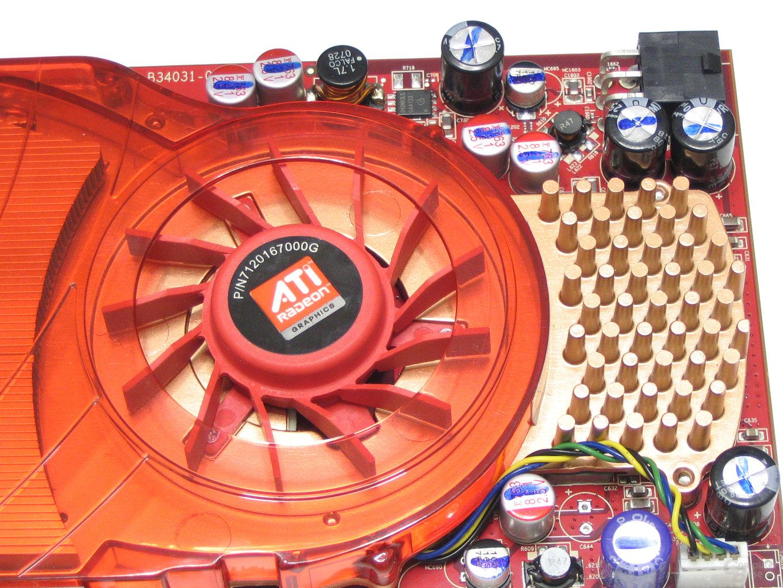 Radeon HD 3850 Luefter