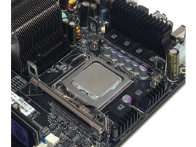Nachrüst-Retention-Modul zur Installation auf Intel Sockel 775