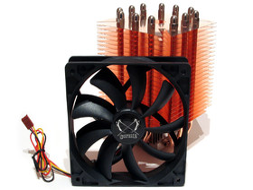Idealer Partner: Slip-Stream mit 800 U/min und sehr leisem Betriebsgeräusch