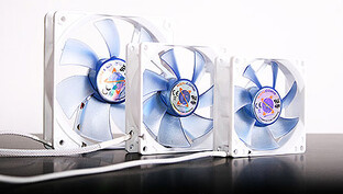 Xen.Core Carboon ONE-Phase S.P.S FAN