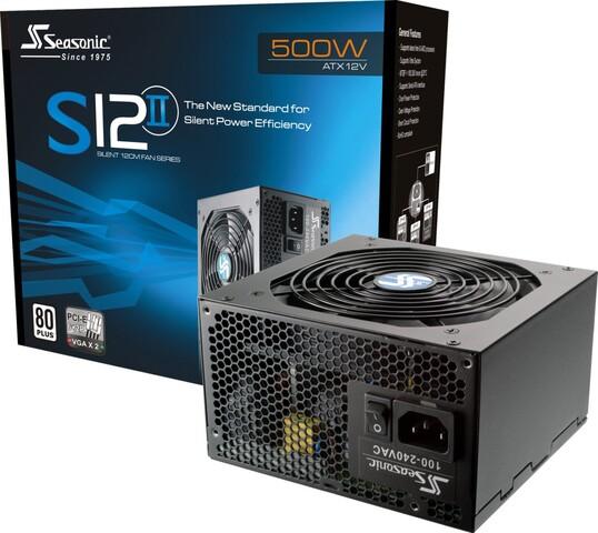 Seasonic S12II-500