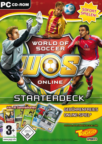 World of Soccer Starterdeck