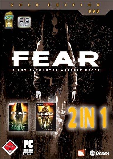 FEAR Gold Packshot
