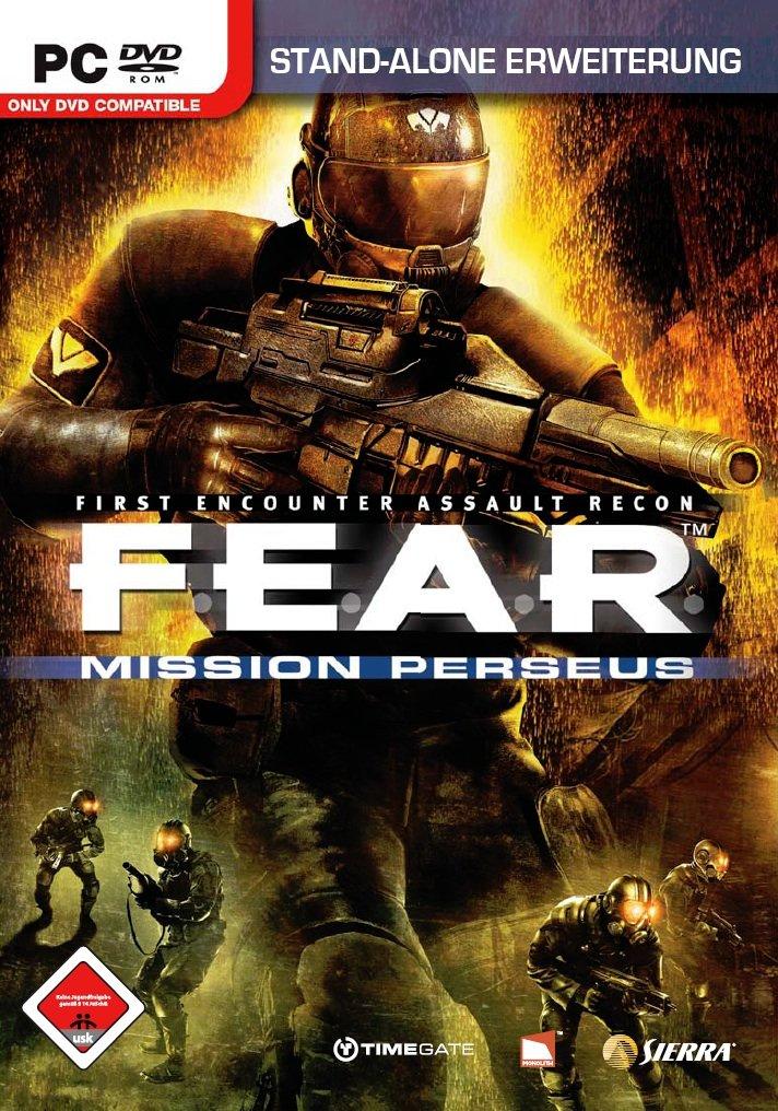 FEAR Mission Perseus Packshot