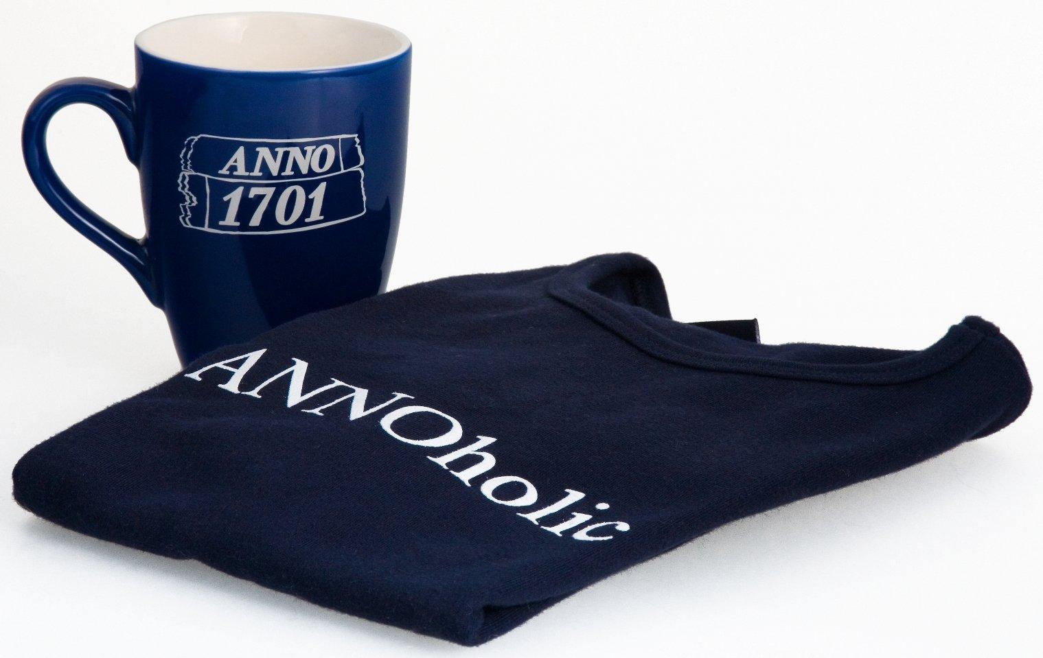 Anno 1701 Tasse und T-Shirt