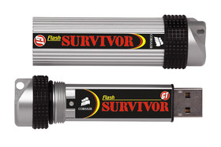 Corsair Flash Survivor GT, 8 GB