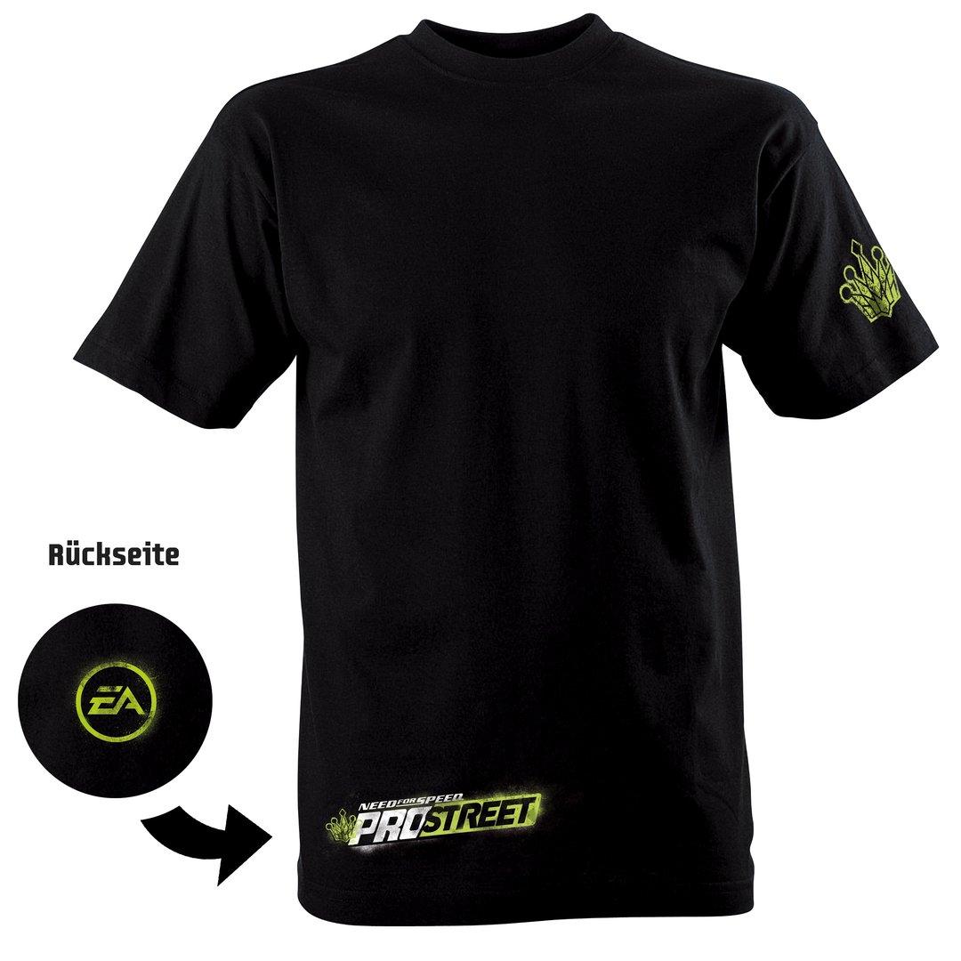 NfS Pro Street Tshirt