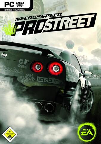 NfS Pro Street Packshot