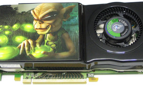 POV GeForce 8800 GTS 512
