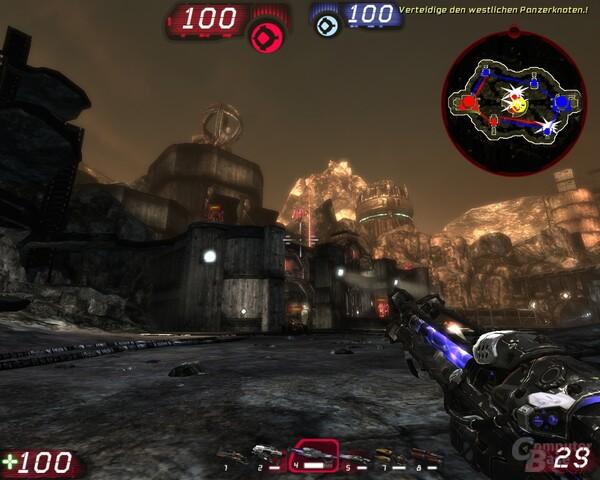 Unreal Tournament 3 – Gelungene visuelle Umsetzung