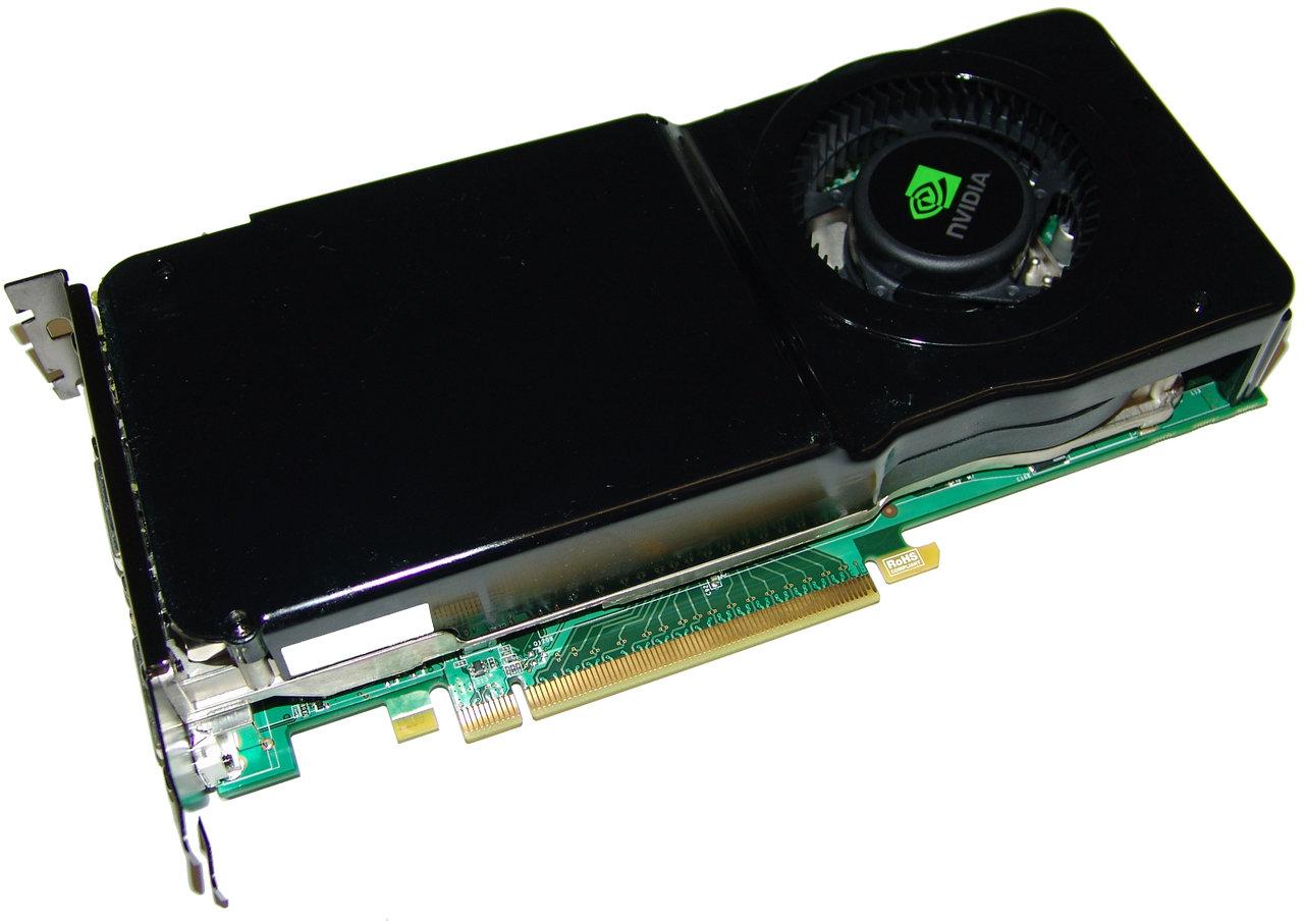 GeForce 8800 GTS 512 MB