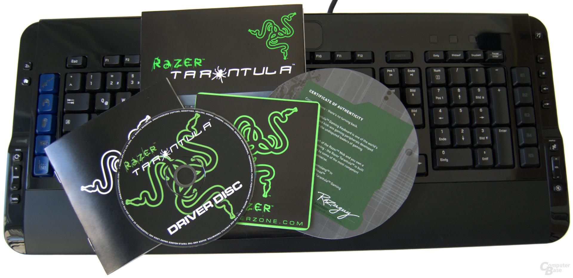 Razer Tarantula
