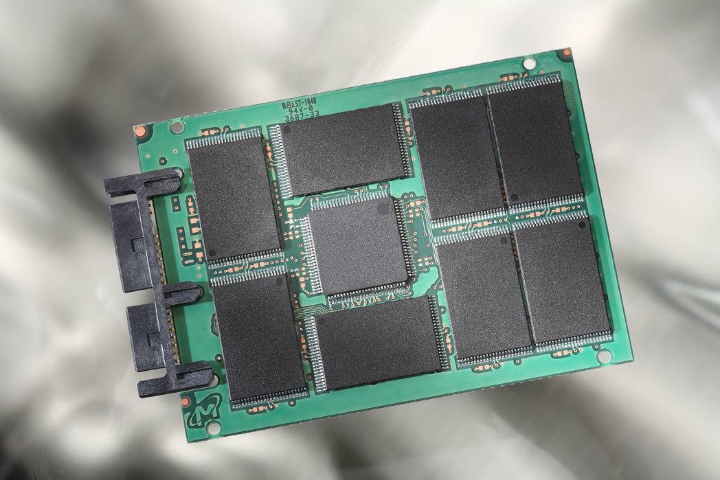 "Micron Technology RealSSD 1,8"""