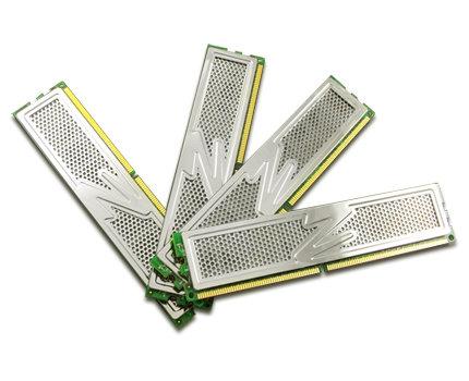OCZ DDR2 PC2-6400 Platinum Edition 8 GB Quad Kit (4x2GB)