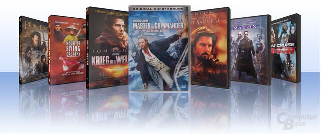 Film-DVDs