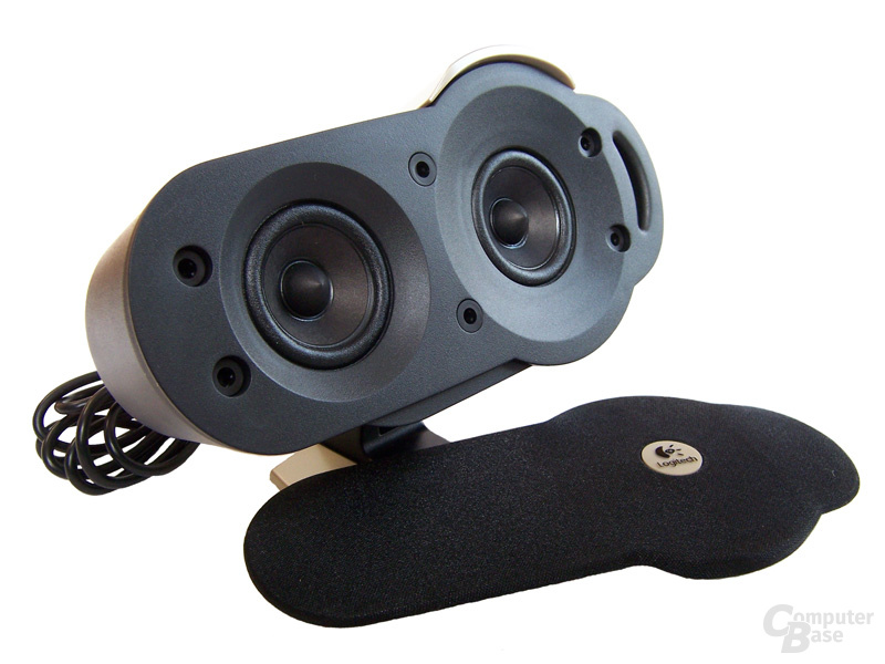 Center-Speaker ohne Abdeckung
