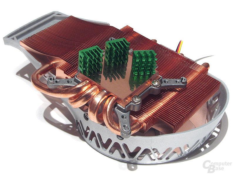 Hohe Qualität inklusive acht RAM-Passivkühler