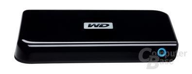 WD Passport Portable mit 320 GB