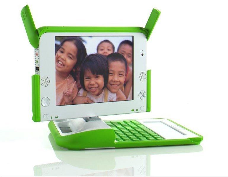 OLPC-Laptop