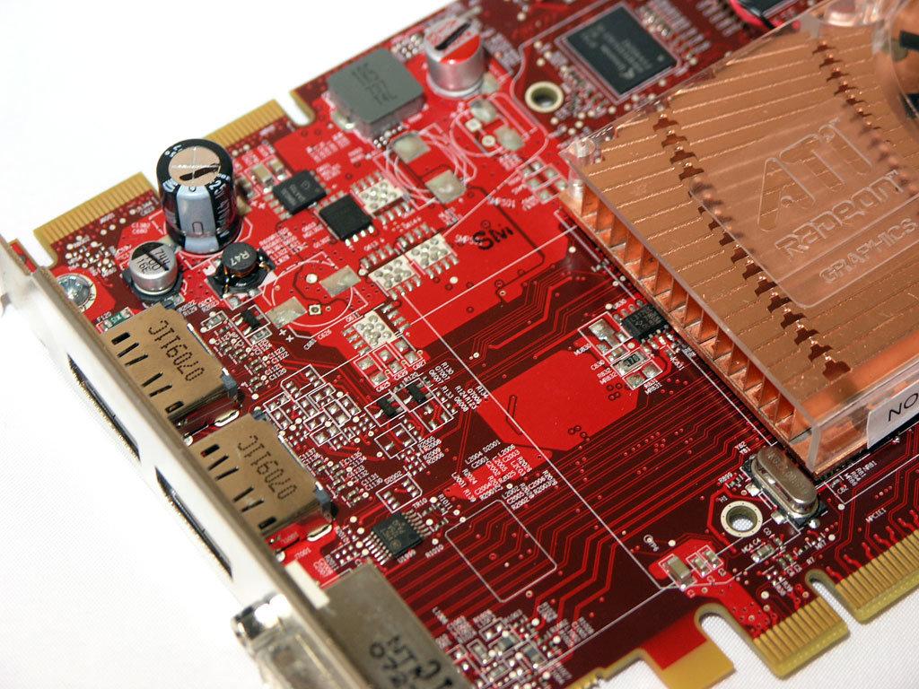 ATi RV635 mit DisplayPort