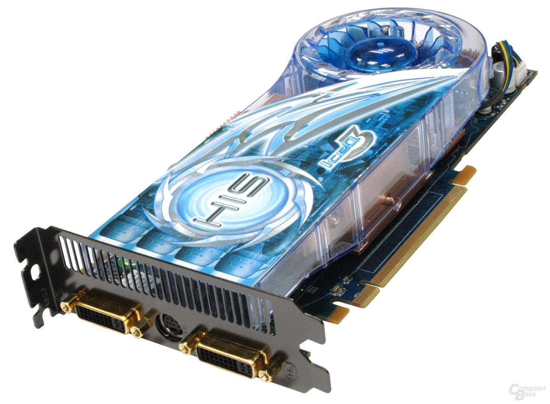HIS Radeon HD 3850 IceQ 3 Turbo X